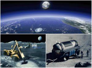 A célt Földről irányított robotok segítségével érnék el, ami persze nagyban csökkentené a költségeket.