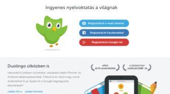 Magyar nyelven is elérhetővé vált a világ egyik elsőszámú idegennyelv-tanulási platformja, a Duolingo, amelynek felhasználói teljesen ingyen tanulhatnak nyelveket az interneten, valamint az iPhone- és Android-alkalmazásokon keresztül.
