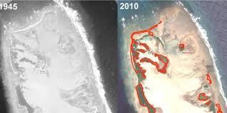 Nadikdik Atoll Csodás újjászületés egy csendes-óceáni atollnál