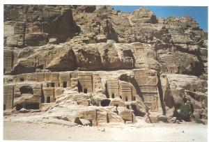 Petra csillagászati naptár is volt