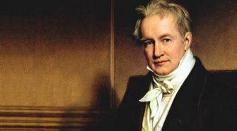 emutatták Berlinben Alexander von Humboldt amerikai feljegyzéseit