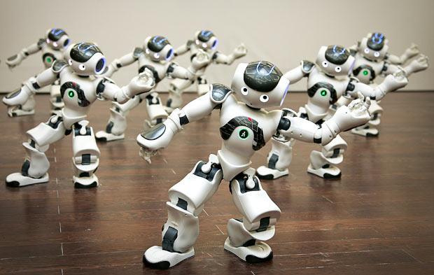 Országos ifjúsági robot kupát rendeznek áprilisban Nyíregyházán