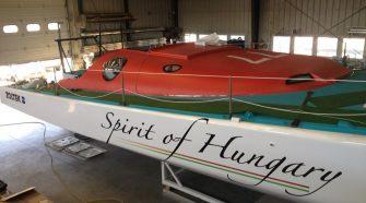 spirit of hungary - Fa Nándor hajója