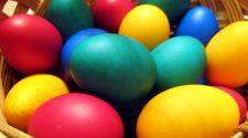 Húsvét - Színes tojások