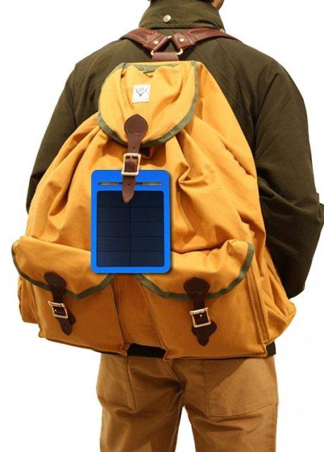 Új generációs napelemes mobiltöltők