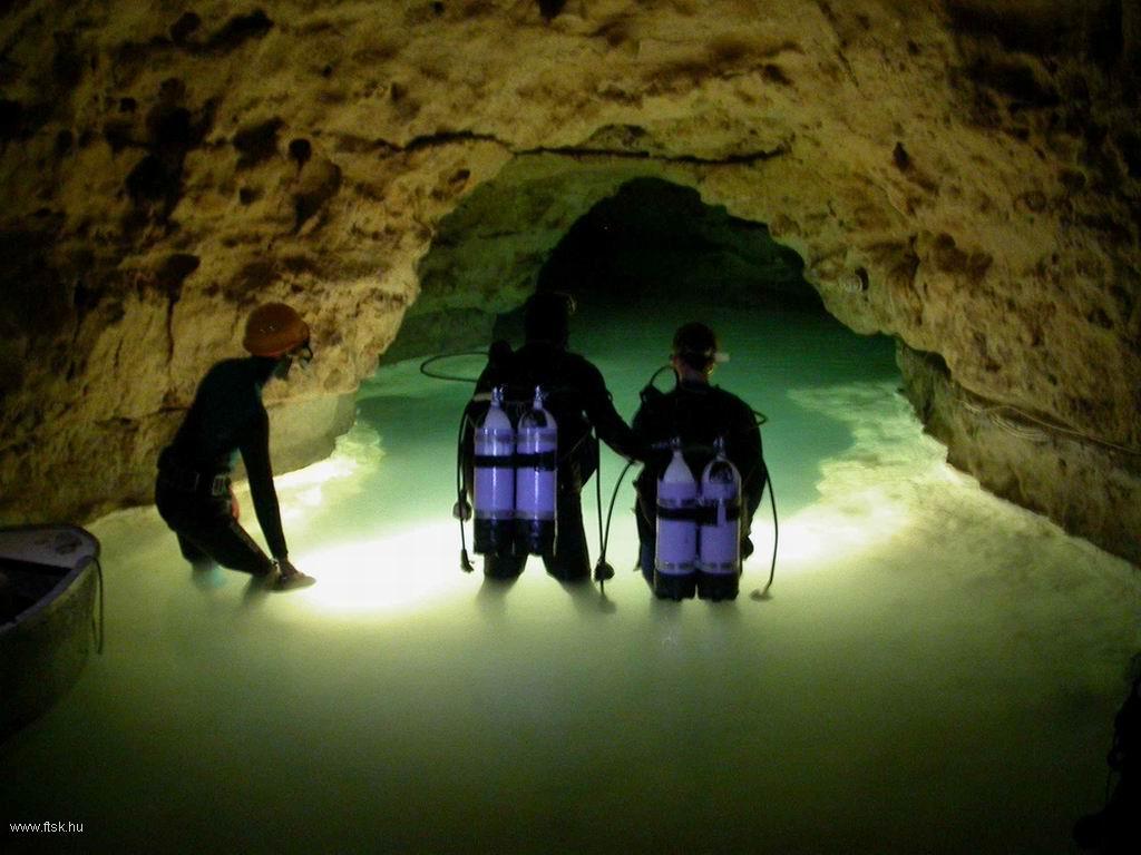 ismét látogatható a Tapolcai-tavasbarlang