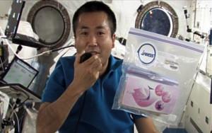 Japán űrhajósok több száz cseresznye magot vittek 2008-2009-ben a nemzetközi űrállomásra, majd visszatérve Japán különböző részein (14 helyszínen) ültették el azokat óvodák közelébe.