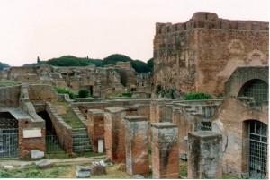 Ostia Antica egykori ókori város