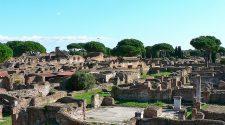 Rendkívüli régészeti felfedezés helyszíne lett Ostia Antica egykori ókori városa, amelyről kiderült, hogy az eddig ismert területénél legalább kétszer nagyobb volt.