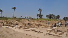 II. Ptolemaiosz 2200 éves templomára bukkantak Egyiptomban