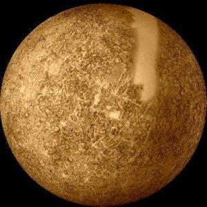 Tudományos tény a Merkúrról
