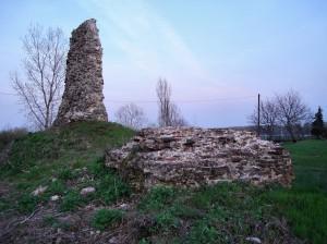 Feltárták a dombóvári vár falmaradványait