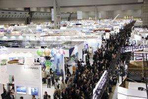 Nemzetközi Okos Energia Hét kiállításon - Japán
