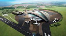 Kereskedelmi űrkikötő Nagy-Britanniában?