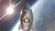 Hello Kitty az űrben