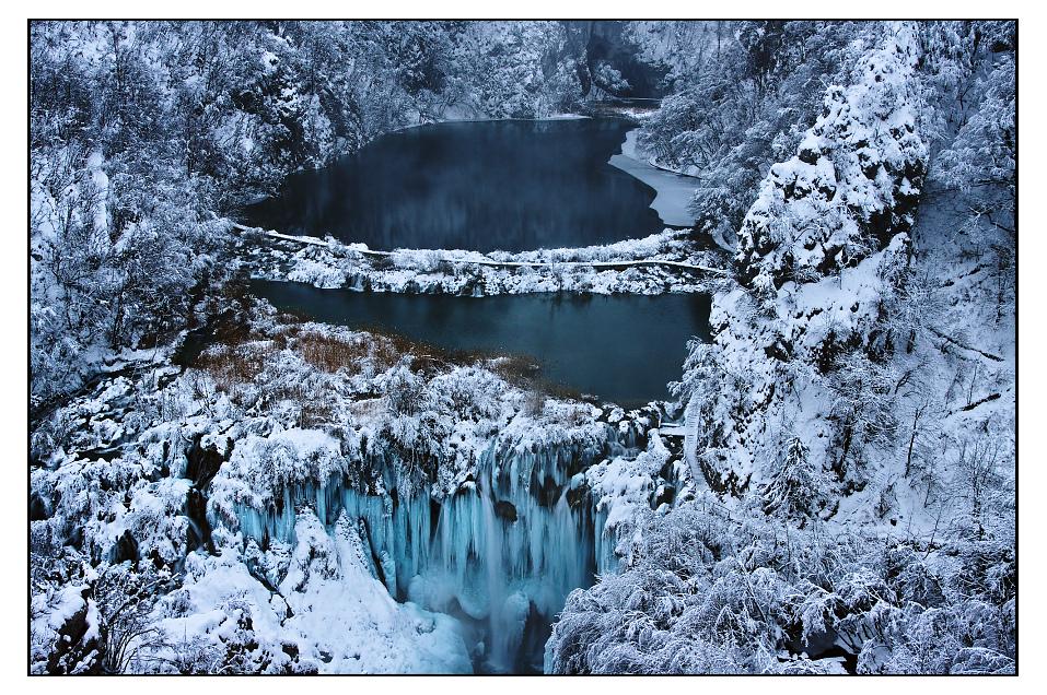 A Plitvicei-tavak egy Horvátországban található tórendszer, amely Európa egyik legszebb természeti látványossága.