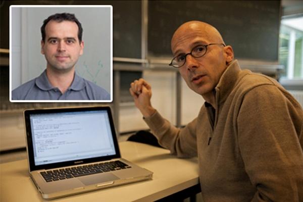 A számítógépes szakemberek, akik állítólag bizonyították, hogy Isten létezik (2013)