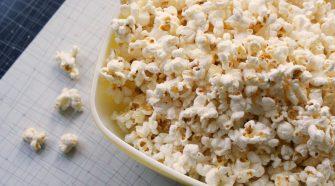 A popcorn fizikája
