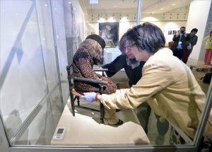 Arányi Zoltán múmiája újra látható - múmia