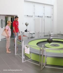 Agóra – Tudományos élményközpont Debrecenben