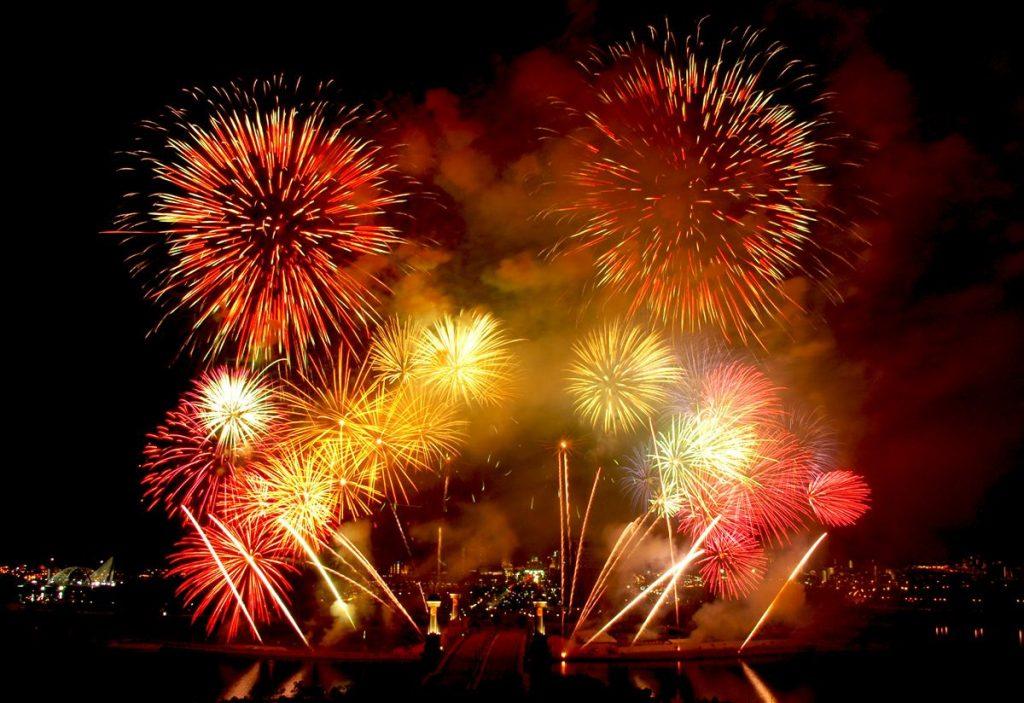A tűzijáték titka - kalcium