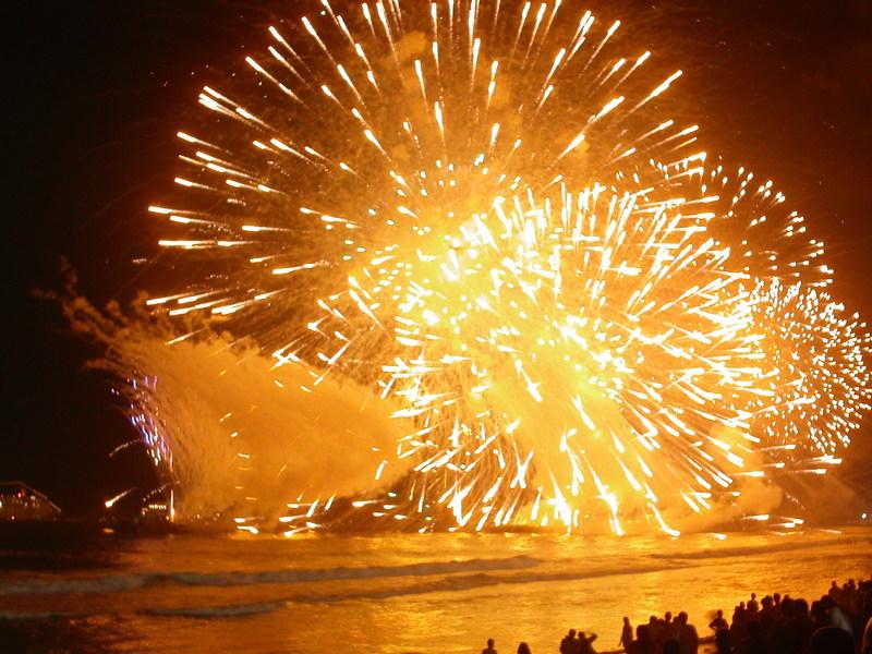 A tűzijáték titka - nátrium