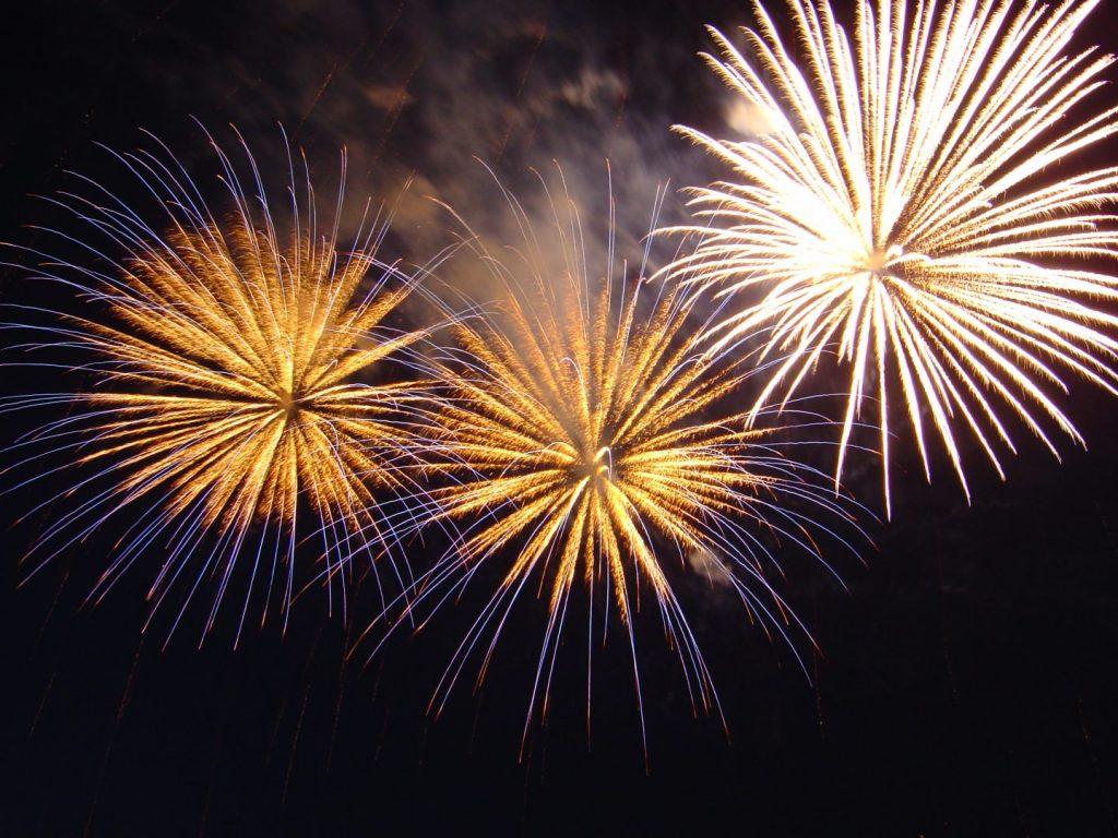 A tűzijáték titka - vas