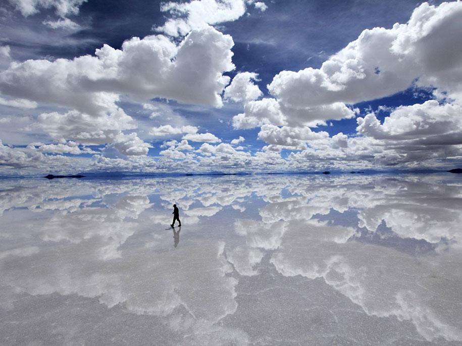 Elképesztő Fényképek-Salar De Uyuni
