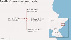 Tényleg hidrogénbombát robbantott Észak-Korea?