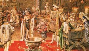 Dühkitörés agysérülés miatt - VIII. Henrik angol király