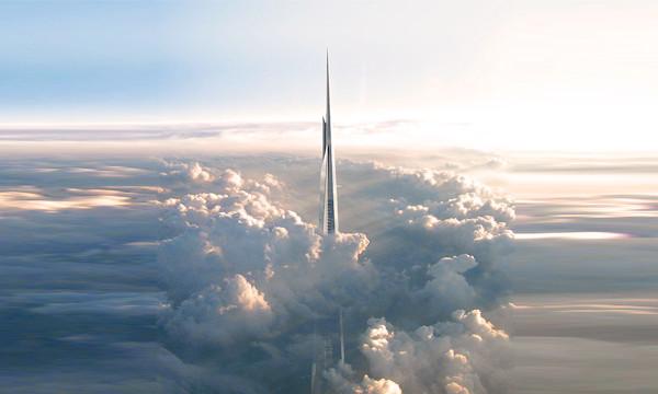 Jeddah Tower - az égbe törünk