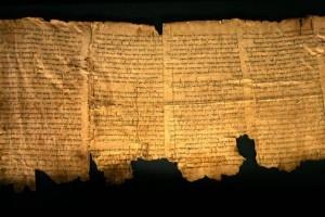 Korábbi a Biblia, mint gondolták?