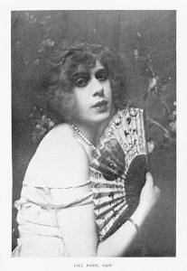 Lili Elbe az első transznemű nő.