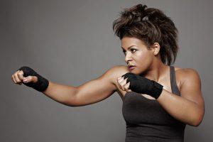 Fallon Fox transznemű MMA harcos.