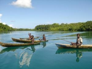 Sorra tűnnek el a csendes-óceáni Salamon-szigetek