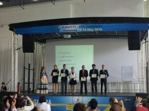 Magyar versenyző a szónokok világbajnokságán