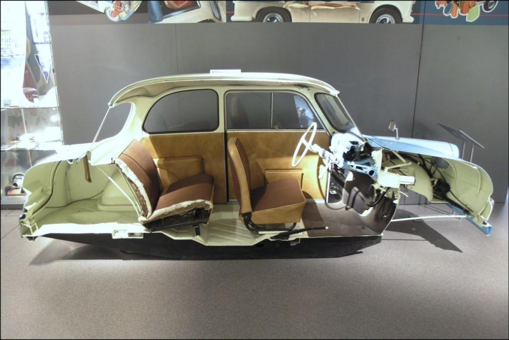 Trabant Múzeum nyílt május elején Prágában.