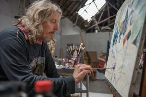 Az egykori hippit is gazdaggá tette a festményhamisítás.