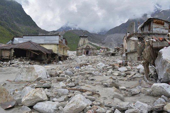 A himalájai templomok földrengésekről mesélnek