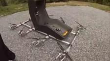 Nyolc rotoros repülő szék