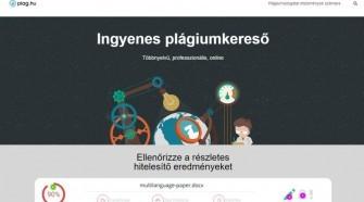 Új plágiumkereső érkezik Magyarországra