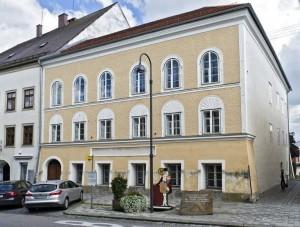 Nagy a vita Hitler szülőháza körül