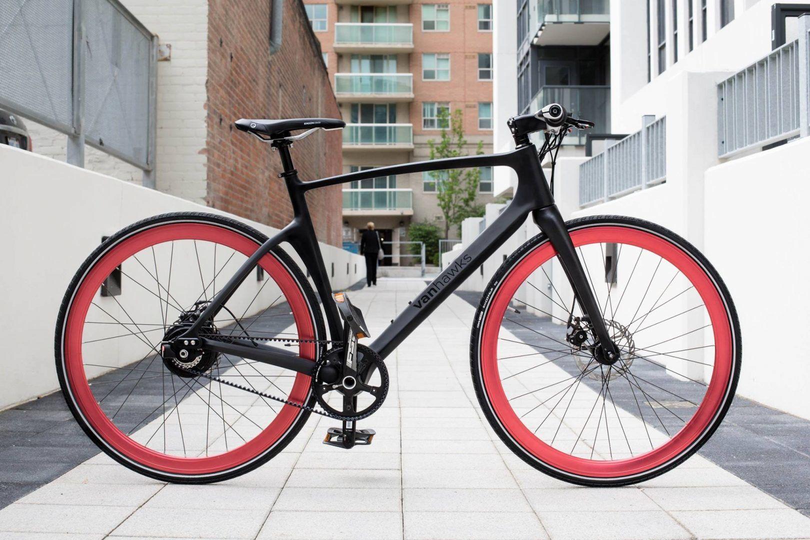Vanhawks Valour - Okos kerékpár