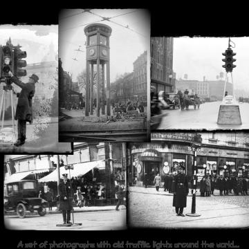A közlekedési jelzőlámpa története és jövőbeli funkciói
