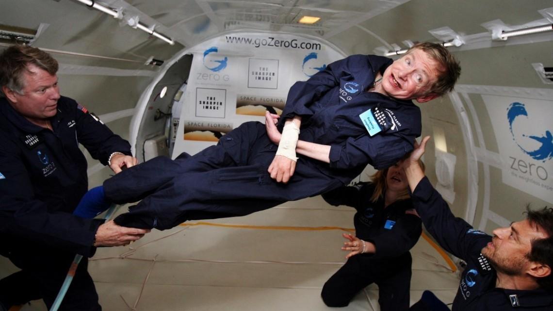 Stephen Hawking határidőt szab az emberi faj fennmaradásának