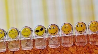 A legrégebbi smiley jel