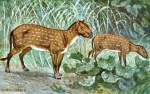 Régen aFöld felmelegedésekor összementek az emlősök