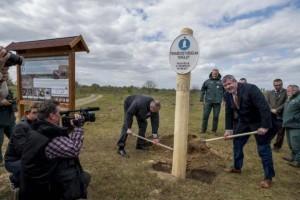 Természetvédelmi területet lett a bajai földikutya-rezervátum