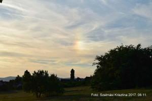 A szivárvány és más égi jelenségek - Jobboldali melléknap