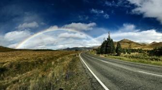 A szivárvány és más égi jelenségek